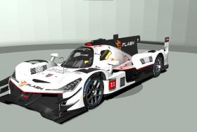 Flash Axle, a collaboration between Team Flash and Axle Sports, will be taking part in the 24-hour race at Le Mans, the last event of the global Esports Endurance Series, on June 26.