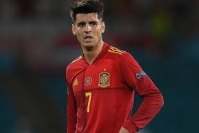 Euro 2020: Spain struggle with Morata muddle: Richard Buxton