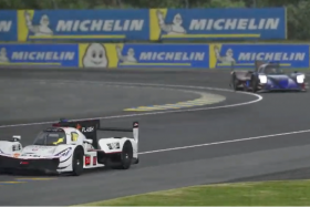 Flash Axle Sports making its debut at the 24-hour race at Le Mans.