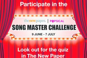 Final chance to win Popsical karaoke set in Song Master Challenge