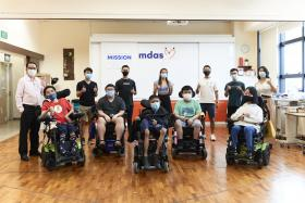 Friends start fitness challenge to help those with muscular dystrophy