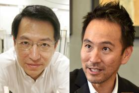 Sons of former president Ong Teng Cheong face off in court