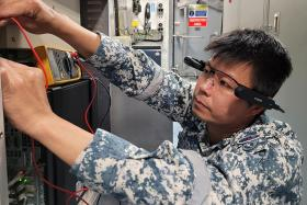 Navy looks at shorter isolation before overseas deployments