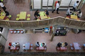 Groups of five diners may be allowed from next week: Lawrence Wong