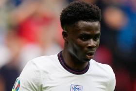 Bukayo Saka fit to return for Denmark semi-final: Southgate