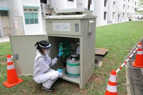 Wastewater testing surveillance sites for Covid to double by next year