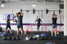 Gyms, gymgoers welcome relaxation of rules for group size