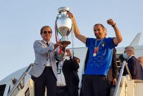 Euros win a vindication of last 3 years: Roberto Mancini