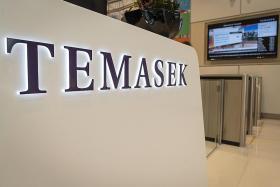 Temasek sees highest shareholder return since 2010