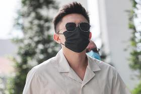 Ex-Mediacorp artiste Shane Pow jailed and fined for drink driving
