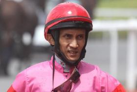 Jockey Matthew Kellady.