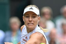 Kerber joins other tennis stars in skipping Olympics