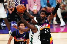 Milwaukee Bucks grab a 3-2 advantage in NBA Finals