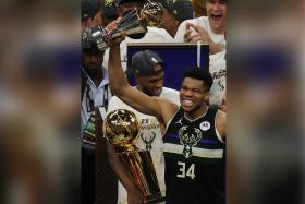 Giannis Antetokounmpo goes from poverty to NBA champion & Finals MVP