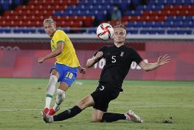 Olympics: Richarlison bags 30-minute treble against Germany