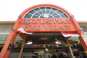 Boon Lay Place Food Village