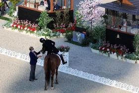 Olympics: Heartbreak for equestrienne Chew as horse is disqualified