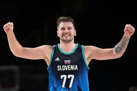 Doncic the world's best basketball player: Argentina coach