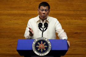 Duterte says Philippine economy cannot afford more lockdowns