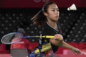 Olympics: S'pore's Yeo Jia Min eyes last 16 after swift win on debut