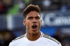 Raphael Varane set to join Man United: Reports