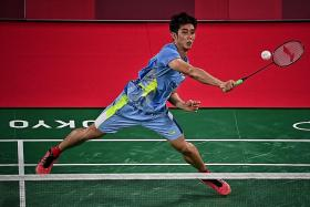 Olympics: Over-eagerness to win caused me to lose, says Loh Kean Yew