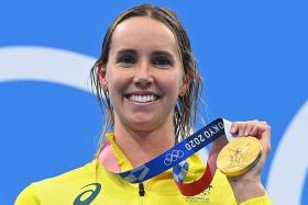 History-maker Emma McKeon wins seventh medal at Tokyo 2020