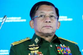 Myanmar army chief becomes prime minister, promises elections