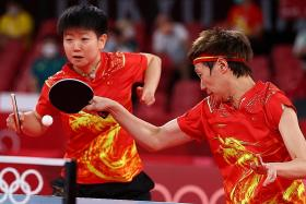 China's women paddlers eye 'highest honour' team gold