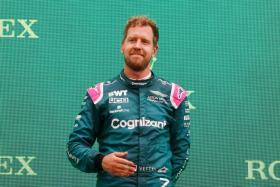 Aston Martin appeal Vettel's Hungarian GP disqualification