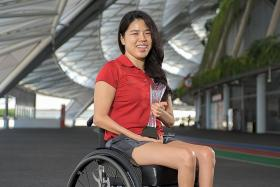 Paralympic champion Yip: Even without competitions, progress is a must