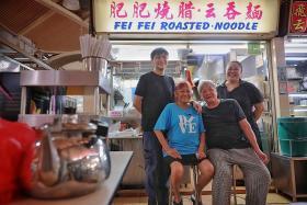 12 new hawker stalls and restaurants on Bib Gourmand list