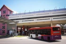 Little risk to commuters at Sengkang, Bishan bus interchanges: Experts
