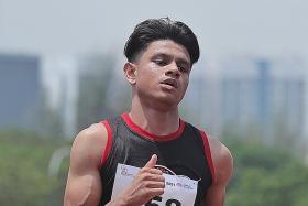 Marc Brian Louis eyes national U-20 mark in 110m hurdles