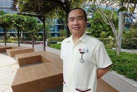51-year-old pursues passion by studying nursing at ITE