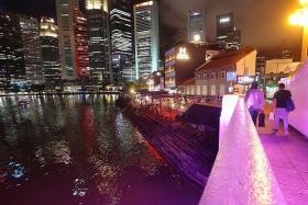 Alleged dare to swim the S'pore River ends in tragedy