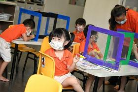 Support pre-school staff with tech aid, vocal training