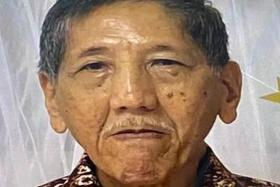 Mr Soh Eng Thong's body was found after nearly five days.