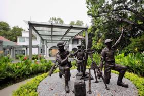 World War II museum in Kent Ridge Park reopens on Thursday
