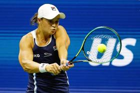 Back to the drawing board for Barty, Djokovic advances