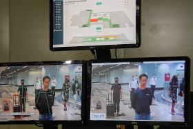 Five MRT stations to use video analytics to boost security