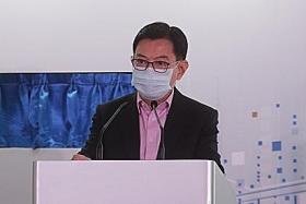 German testing giant opens $100 million regional hub in Singapore