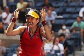 British teen Emma Raducanu makes history by reaching US Open semis
