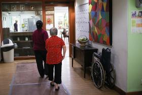 Visits to residential care homes suspended till Oct 11