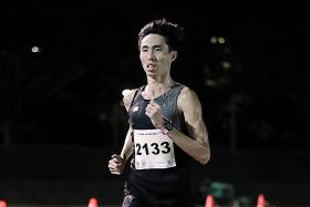 Are the commandos coming for Soh Rui Yong in 2.4km challenge?