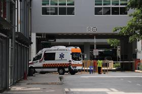 Non-emergency and false alarm calls to SCDF fell significantly