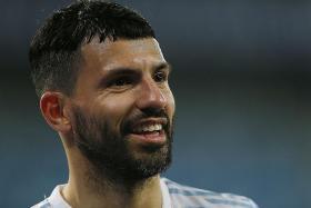 Champions League rivals should be careful of Barca: Aguero