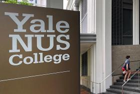 Yale-NUS, USP merger part of plan for more interdisciplinary learning