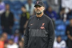Liverpool have no room for error in tough Group B: Klopp