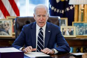Biden denies China's Xi declined to meet him in person